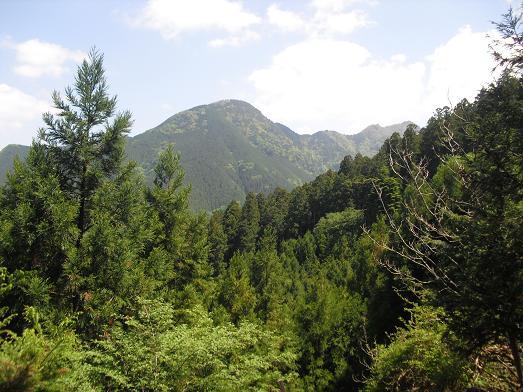 5 白鬚山1378m