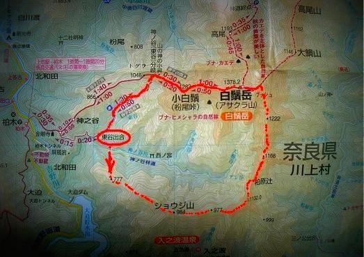 1 ラウンドコース・地図
