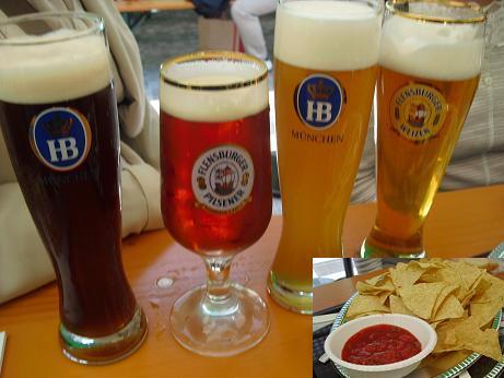 6 追加ビール