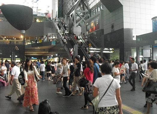 11 京都駅