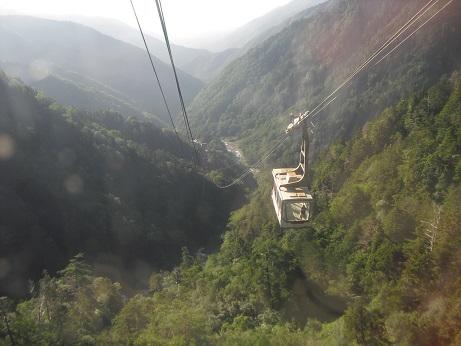 1 中央アルプス木曽駒ヶ岳ロープウェイ