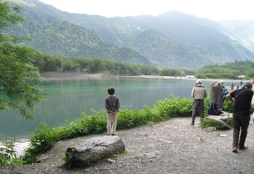 3 大正池