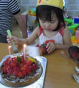 6 バースデーケーキ