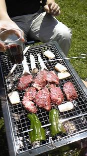BBQといえば肉よね
