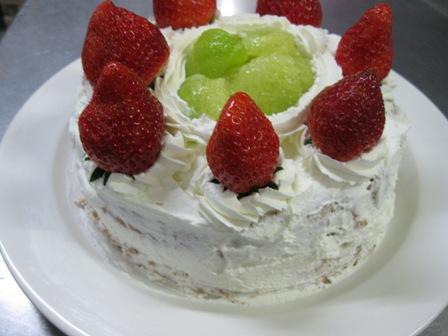 バースデー・ケーキ