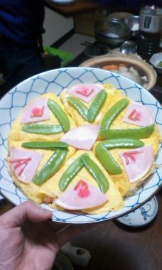 ケーキ型お寿司
