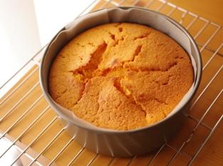 ニンジン野菜のケーキ07