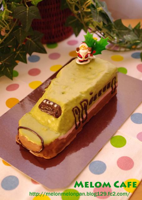 E5系はやぶさのパウンドケーキa