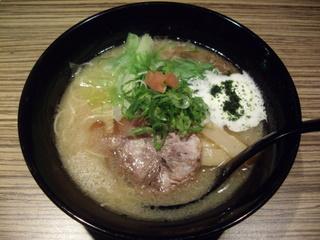 麺彩 藤 塩ラーメン