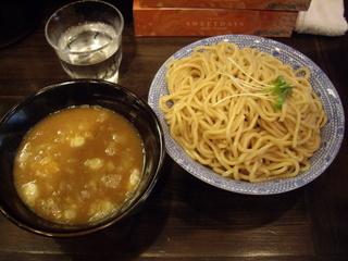 つけ麺弐★゛屋 濃厚煮干しつけ麺