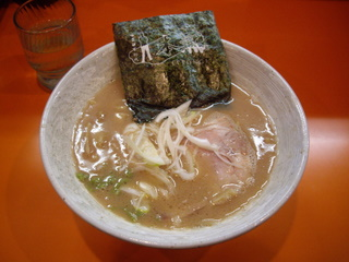 極濃麺家初代一本氣 ラー麺