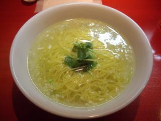 中国そば 基 塩光麺