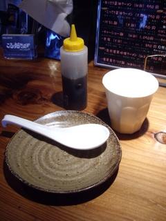 肉料理専門店豚のさんぽ カエシ+取り皿