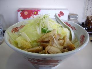 とり麺や五色GO-SHIKI とり二郎
