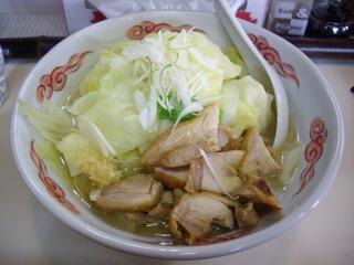 とり麺や五色GO-SHIKI とり二郎(別角度)