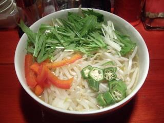 トンプー菜麺 トンプー菜麺