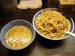 麺やポツリ 濃厚煮干しつけ麺