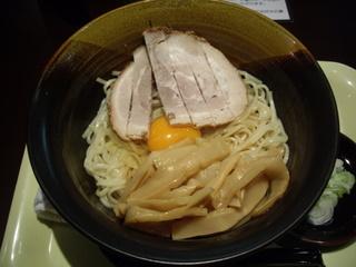 麺工房 茜 かま玉ラーメン