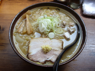 麺武 虎龍 味噌