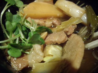 豚麺研究所 豚ネギつけ麺(具)