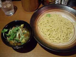 豚麺研究所 豚ネギつけ麺