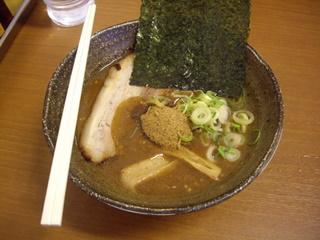 つけ麺JIGORO つけ麺(つけ汁)
