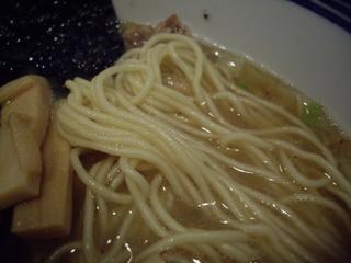 ムーリー亭 ムーリー麺(麺)