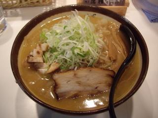 麺武 鷹雅 OUGA 味噌