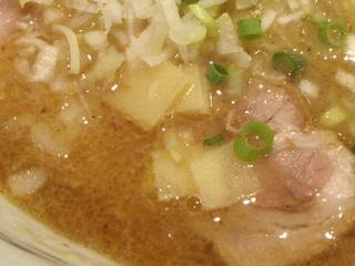 室壱羅麺 羅麺(生姜)