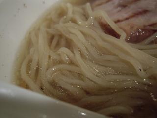 神楽坂 ふうふう亭 らーめん塩(麺)