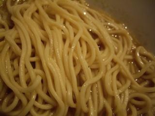 自家製麺 伊藤 中華そば(麺)