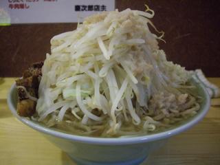ラーメン慶次郎 大豚そば[麺大盛り400g]