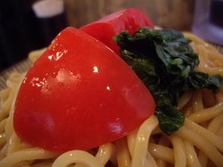 麺屋蕃茄~ばんか~ つけ麺(蕃茄:トマト)