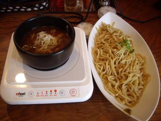 麺屋 天翔 TENKA 醤油つけ麺