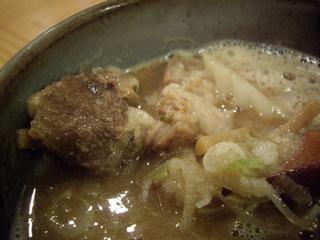 つけ麺 釜照 つけ麺(豚なると)