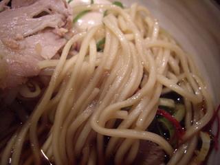 肉そば総本店 麺屋宗 肉まきそば(麺)
