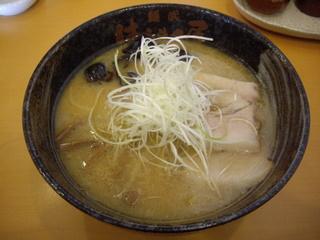 麺武はちまき屋 みそラーメン