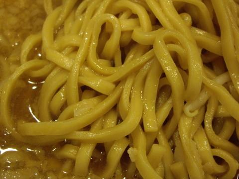 大盛の殿堂 山盛山 ラーメン[中盛](麺)