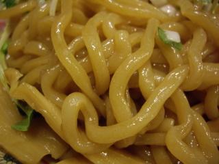 武蔵野アブラ学会 油ソバ大盛り(麺)
