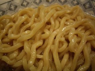 らーめん大 五反田店 らーめん[大盛+野菜増し脂増し](麺)