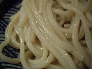 江戸前つけ麺サスケ 江戸前つけ麺[中盛](麺)