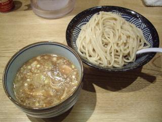 江戸前つけ麺サスケ 江戸前つけ麺[中盛]