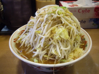 らー麺シャカリキ 釈迦力 シャカ麺