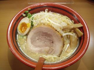 ラーメンばんぶる 朝霞店 ばんぶる麺