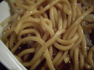 ラーメンまる和 野菜醤油ラーメン(麺)