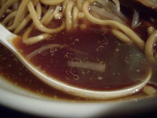 ラーメンまる和 野菜醤油ラーメン(すーぷ)