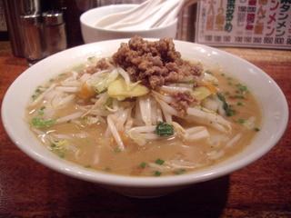 酒と肴と麺の店田村屋 醤油系タンメン