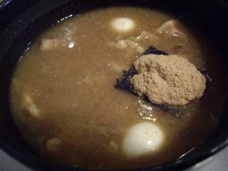玄瑞 つけ麺(つけ汁)