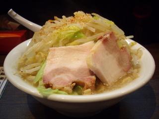 四麺燈 野菜ドカ