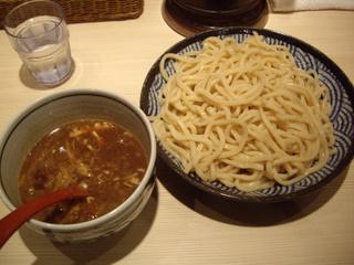 麺場風天 つけ麺